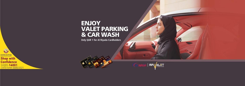 VIP Valet Parking and VIP Car wash