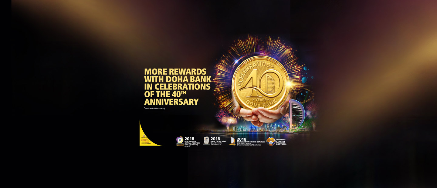 Anniversary Offers