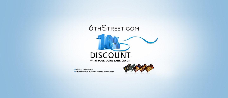 6th Street Promotion