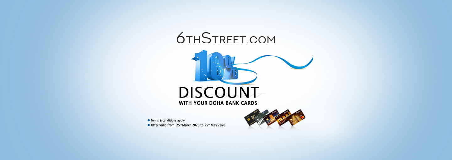 6th Street Discounts Offer
