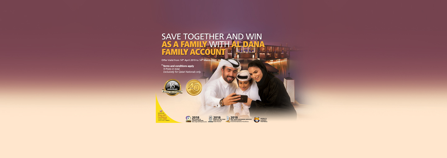 Al Dana Family Account Draw