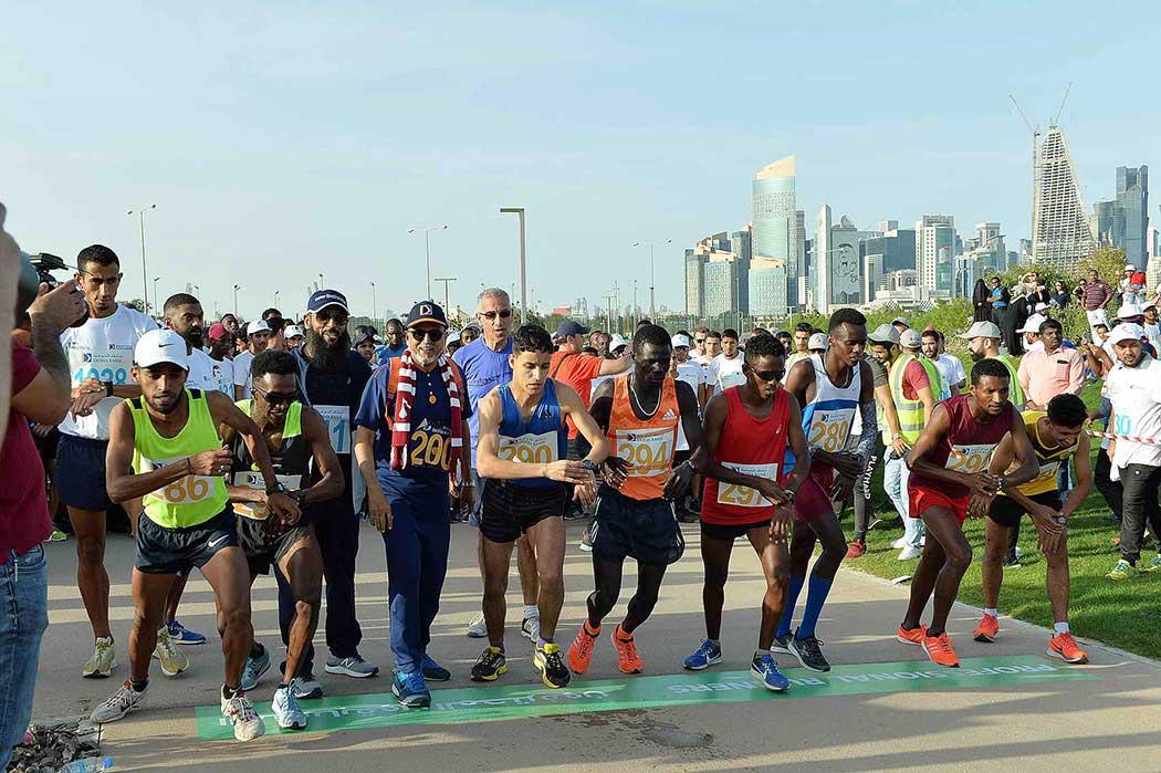 Al Dana Green Run 2019