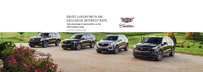 Cadillac Car Loan Offer