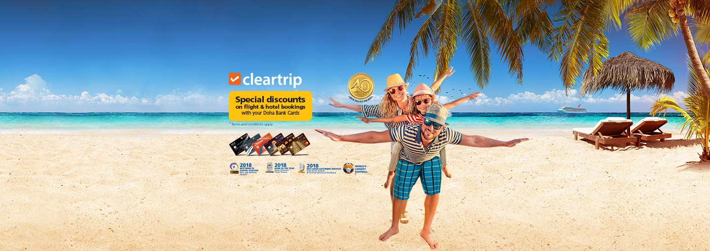 Cleartrip Discounts