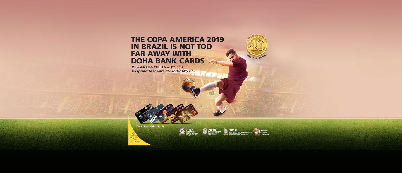 Copa America Offer