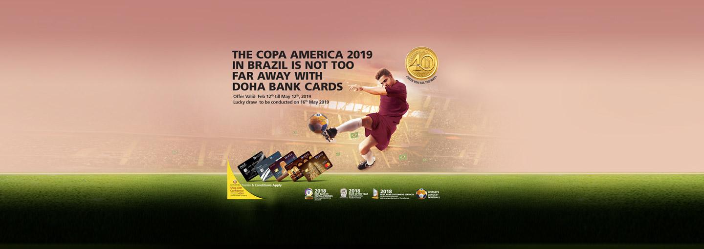 Copa America Offers