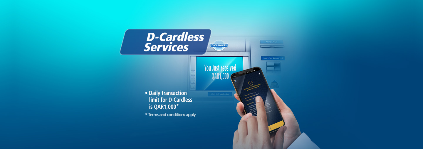 D-Cardless Services