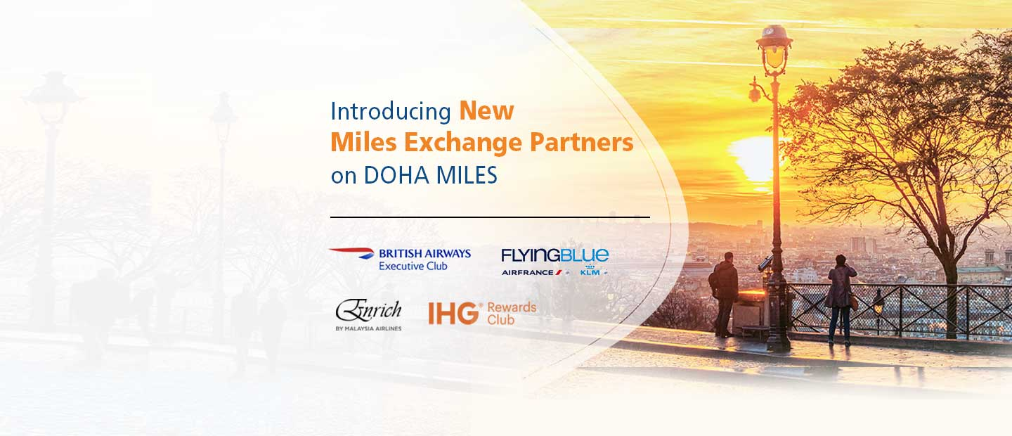 Doha Miles Exchange Program
