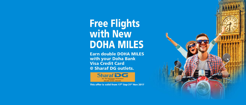 Doha Miles - Sharaf DG