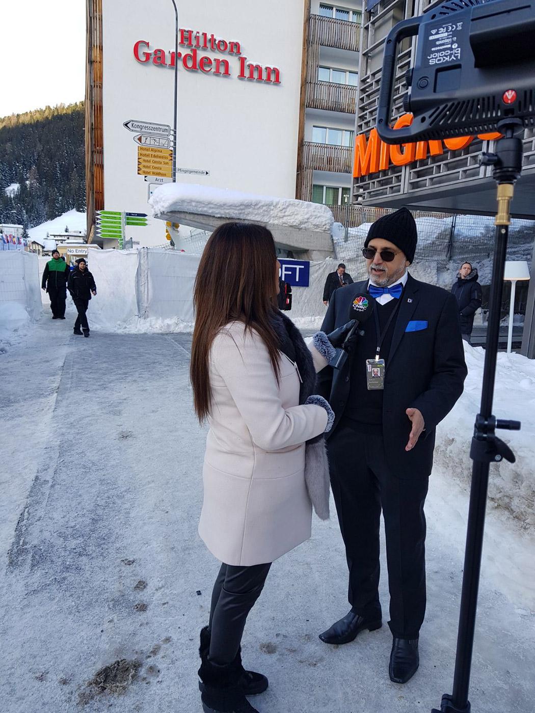 2018 Davos Meeting
