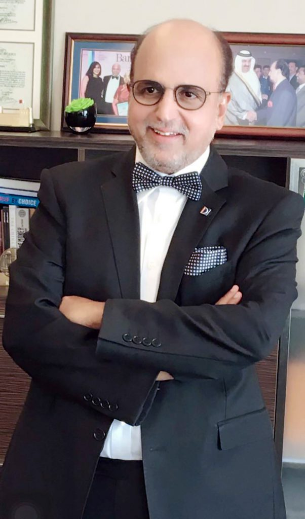 Doha Bank Ceo