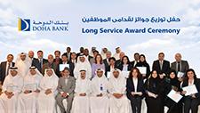 Doha Bank recognizes