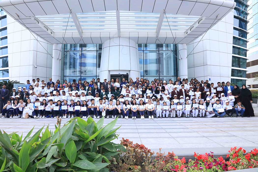 ECO-Schools Awarding Ceremony