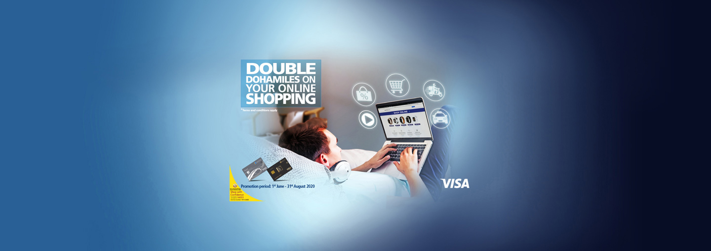 Earn Double DOHA MILES