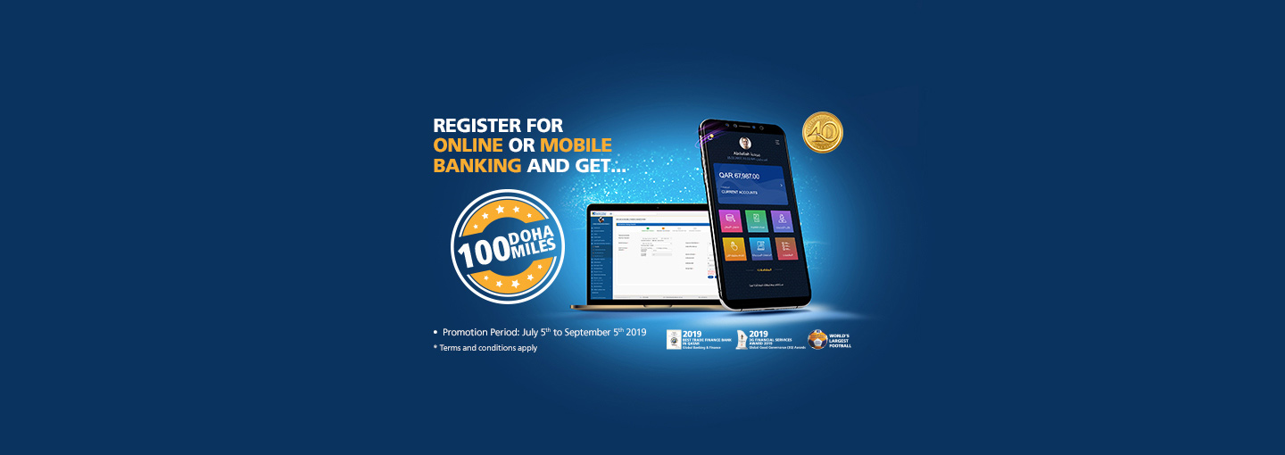 Register for Online or Mobile Banking