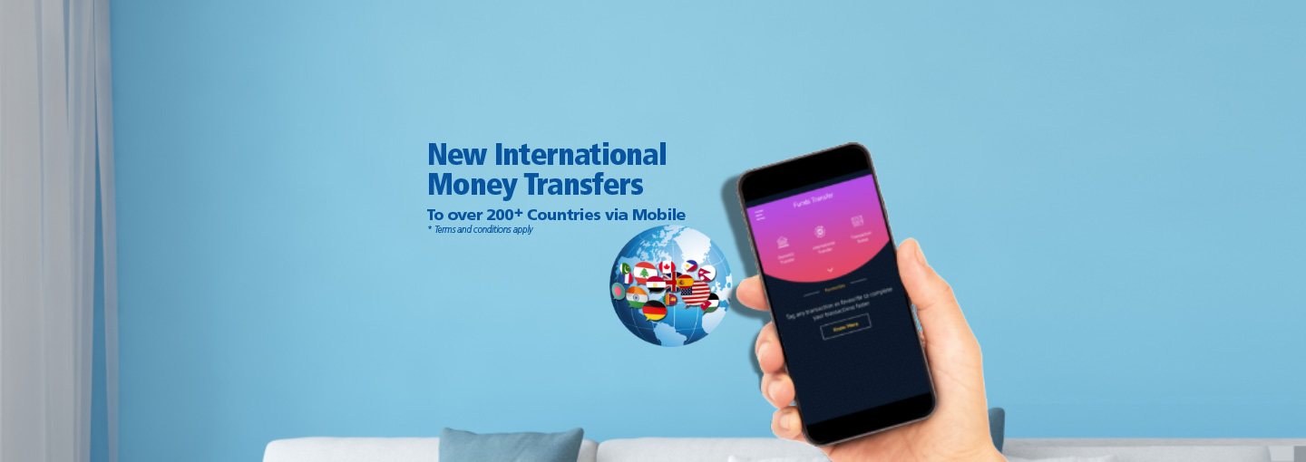 International Money Transfers