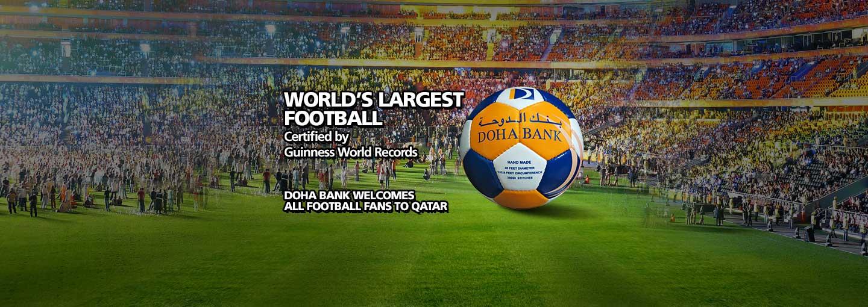World's Largest Football