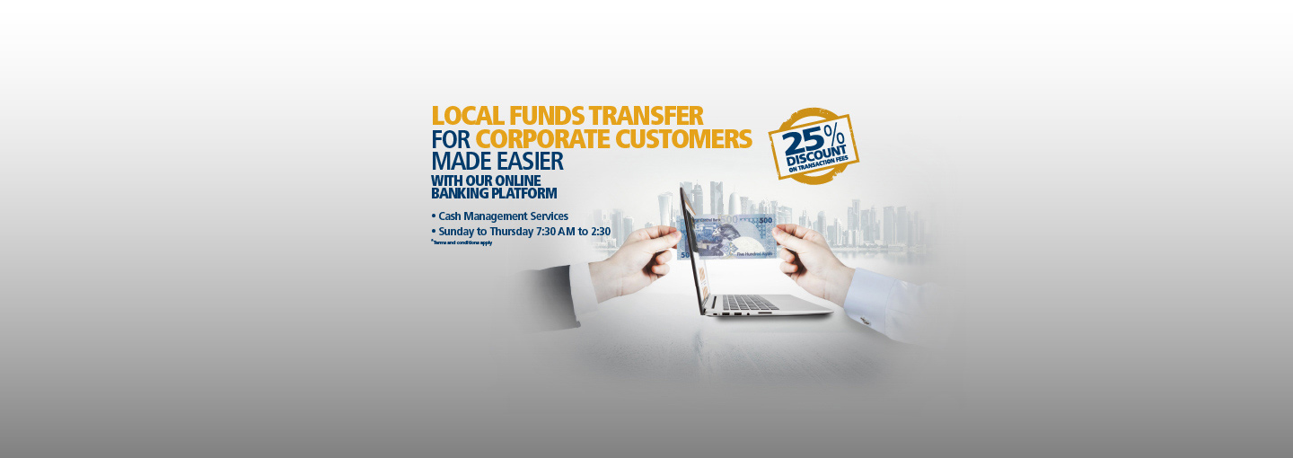 Local Funds Transfer