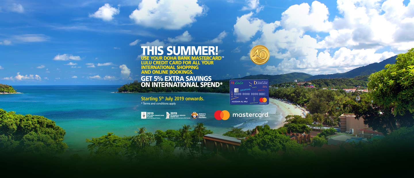 Lulu Card International Spend Offer