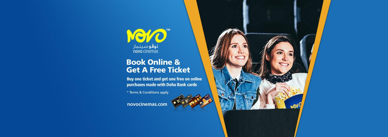 NOVO Cinemas Offer
