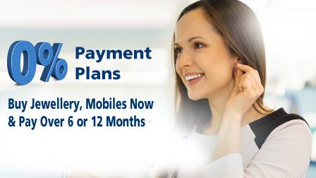 0% Payment Plans