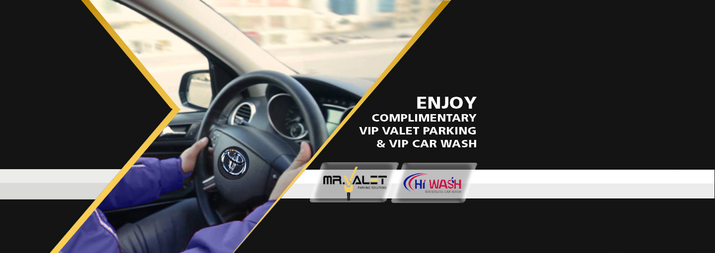VIP Valet Parking and VIP Car wash