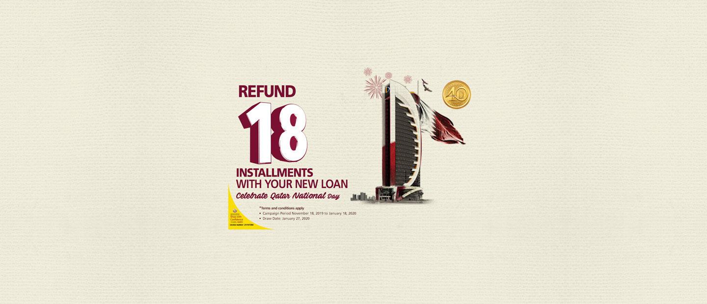 Qatar National Day Loan Offers