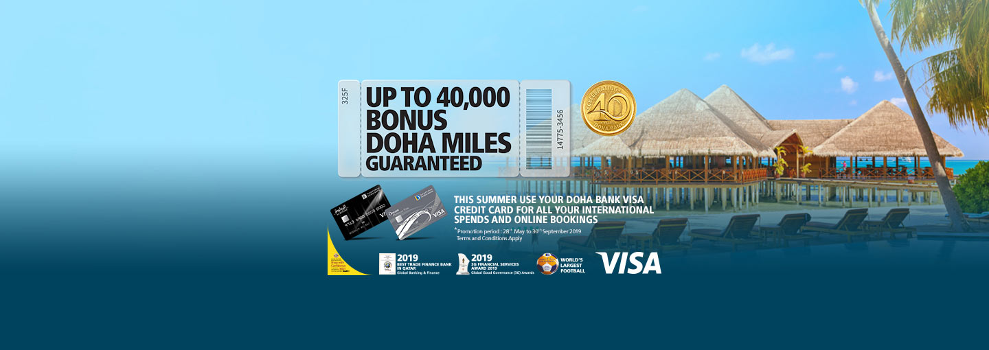 Summer Credit Card Offers