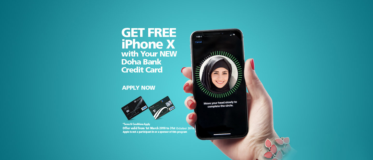 Free iPhone X Promotion